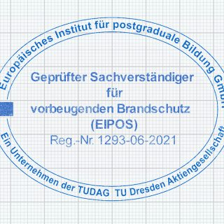 Kompetenz: Sachverständige für vorbeugender Brandschutz